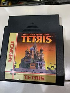 Tetris (Tengen) (Nintendo Entertainment System, 1988) Tested Authentic works