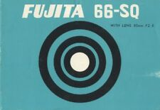 Fujita 66-Sq Instruction Manual
