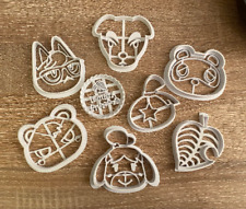 Animal Crossing New Horizons Cookie Cutter