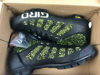 Giro Empire VR70 KNIT Men's Shoes EU 43 US 9.5 Lime/Black (3r)