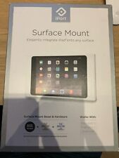 iPort Surface Mount White with PoE injector for iPad Mini 4 en 5 gen