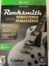 Rocksmith - 2014 Edition with Real Tone Cable XB1 (Microsoft Xbox One, 2014)