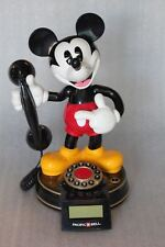 Pacific Bell MICKEY MOUSE Telemania Animated Telephone w/ Caller ID DISNEY