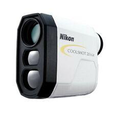 NEW Nikon Coolshot 20i GII Laser Golf Rangefinder with Slope ID 6X Magnification