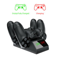 Game Accessories For Playstation 4 PS4 Wireless Controller Dual Charging Dock p2