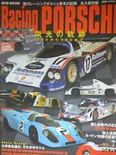 Racing Porsche Glory Record book W/ DVD photo 904 906 910 917 936 956 Le mans