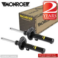 Monroe Front Right Left Shock Absorber x2 For Toyota Corolla 1.6 VVTi