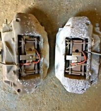 VW TOUAREG MK1 02-10 3.0 TDI DIESEL FRONT RIGHT LEFT SIDE BREMBO BRAKE CALIPERS