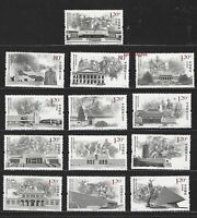 CHINA 2015-20 70th Victory War Resistance Aggression Anti-Fascist Stamps