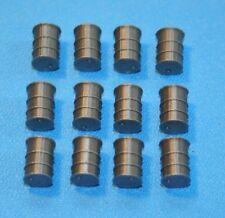 12 X BARRIL - OIL BARREL - HO - H:11mm  D:7mm - 3D PRINTING PLA - A PEINDRE