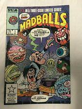 Madballs (Marvel/Star,1986) #1