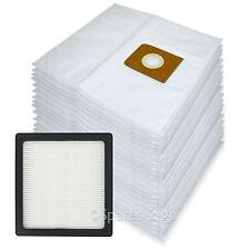 20 Beutel + h14 Hepa Filter für Nilfisk Extreme x100 x150 x200 x210 x300 Staubsauger