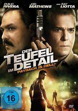 Der Teufel im Detail - Payback is Hell ( Thriller ) mit Ray Liotta Emilio Rivera