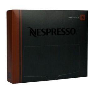 nespresso pro Professional kapseln Kaffee Neu Lungo Forte 50 Stück