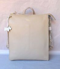 Radley Bourton Cream Leather Rucksack Backpack Bag BNWT RRP £209 Brand New!