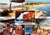 Spain Costa Dorada Tarragona Torredembarra Camping La Pineda