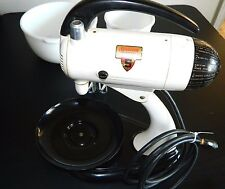 VINTAGE 1950s SUNBEAM MIXMASTER STAND MIXER-10 SPEED-2 BEATERS-STAND- 2 BOWLS 7B