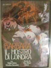 DVD BARBARA IL MOSTRO DI LONDRA