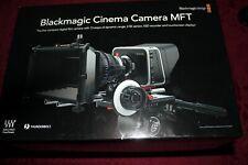 Blackmagic Cinema Camera MFT NEW still packed.