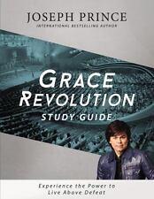 GRACE REVOLUTION STUDY GUIDE* 176 Pages JOSEPH PRINCE Soft Cover CHRISTIAN LIVIN