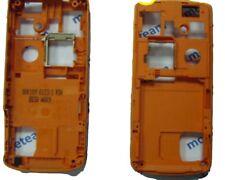Genuine Original Sony Ericsson W800i W800 Chassis Housing Fascia Orange