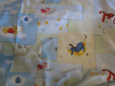 Winnie the Pooh Tigger baby toddler sheet set