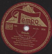 Rudi Kreuzberger und der Wiener A Capella Chor : Granada + Tango der Nacht