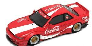 1:64 Inno Models Nissan Silvia S13 Coca-Cola Rocket Bunny by Raceface-Modelcars