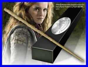 Harry Potter Varita Mágica De Hermione Character Edición Texto Original En Noble