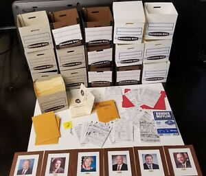 1/6 SCALE True Detective Mega Lot of Police Department Office items.