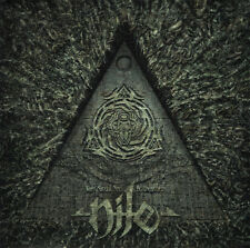 Nile – What Should Not Be Unearthed 2x LP Clear Vinyl / New (2015) Death Metal