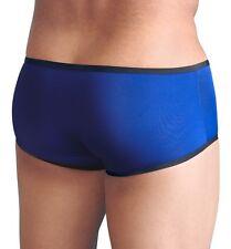 Svenjoyment Mikrofaser Push-Up Swell Hipster Pants Frontnetz Frontzipper in XL
