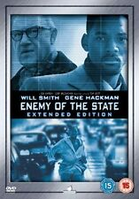 ENEMY OF THE STATE - EXTENDED EDITION - DVD - REGION 2 UK