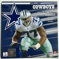 "Dallas Cowboys NFL 2016 Mini 7"" x 10"" Wall Calendar"