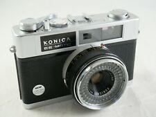 Konica EE Matic Hexanon 2.8/40mm Rangefinder Camera