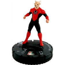 Hero-Clix Dc War of the Light Red Lantern Recruit - 002 Mini w/ Card