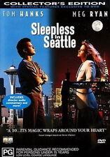 Sleepless In Seattle - DVD - COLLECTOR'S EDITION - Tom Hanks - Meg Ryan - REG 4