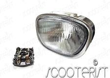 Vespa Front Head Light Lamp Bulb Holder Plug Square Sprint Rally Veloce SS VL