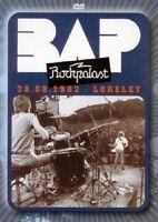 """BAP """"ROCKPALAST LORELEY 28.08.1982"""" DVD NEU"""