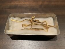 Antique Weiss London Ophthalmic Speculum
