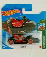2021-Hot Wheels-HW Getaways-#3/5 Deora III-On Short Card-1:64-Boys-3+