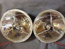 NUOVO TRIUMPH MG la Daimler P700 Treppiede Luce Unità con ALOGENE H4 LAMPADINE
