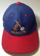 d5e656fe4aa Branson Trucker Hat Cap Snapback Fairlong Wool Blend One Size