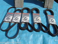 JAGUAR S TYPE DRIVE BELT with 1yr warranty~ 3L V6 DURATEC MODELS 1999 TO 2012