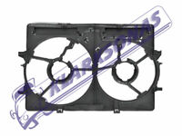 A5 RADIATOR COOLING FAN PANEL SHROUD SUPPORT FOR AUDI
