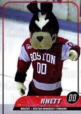 2003-04 Boston University Terriers #27 Mascot