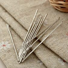 Knitters Wool Needles Large Eye For Threading Darning Sewing Embroidery Fittings