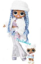 LOL SURPRISE - SNOWLICIOUS SNOW ANGEL - OMG WINTER DISCO DOLL 2019 -