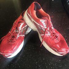 Brooks Ravenna 5 Size 12 M (D) Men's Running Shoes Red 1101561D608