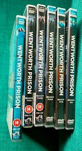 Wentworth Prison Complete Seasons 1-6 DVD Excellent Condition